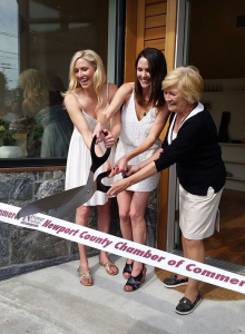 In the press the bodhi spa grand opening day ribbon cutting